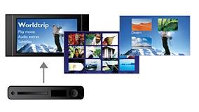 Certificación DivX Ultra Reproductor DVD DVP2850 Philips